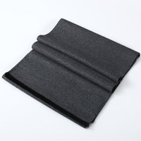 Wholesale Warm Cashmere Scarf Mens - Wholesale- Fashion Classic brand Imitation of cashmere Scarf men Winter Long Thick Warm Neckerchief mens High-grade Casual Scarves cachecol