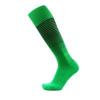 toalha de futebol grátis venda por atacado-Frete grátis Toalha de fundo meias de futebol meias meias tubo alto masculino não-slip meias esportivas vendas direto da Fábrica