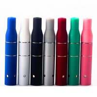 Wholesale Ego G Pen - Ago G5 Atomizer Dry Herb Wax Vaporizer E Cigarette Clearomizer With Ago G Pen Evod Ego Battery For Cut Tobcco Herb