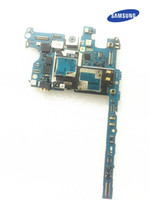 Wholesale Galaxy Note Lte - unlock Original board For Samsung Galaxy NOTE 2 N7105 LTE Motherboard google mainboard Free shipping