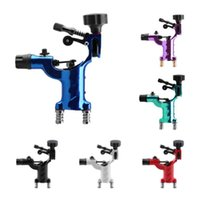 Wholesale Tatoo Grips - Dragonfly Tattoo Machine Shader & Liner Rotary Gun 7 Colors Assorted Tatoo Motor Gun Grips Kits Cheap Price Free Shipping