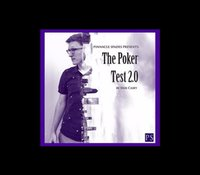 Wholesale Magic Card Tricks Dvd - Wholesale- Poker Test 2.0 DVD and Gimmick Erik Casey   close-up stage street card magic tricks products wholesale free shipping