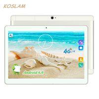 "Wholesale Novo Keyboard - Novo 10.1 Polegada Android 6.0 Tablets PC 1920x1200 IPS Quad Core 4 GB RAM 32GB ROM Dual SIM Card 4G LTE Chamada Phone 10.1 ""Phablet"