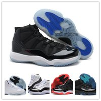 Wholesale Cheap Band Shoes - Cheap 11s XI Bred Concord Gamma Legend Blue Space Jam Basketball Shoes Athletics Sports Shoes Discount Sports Women Mens Basketball Shoes.