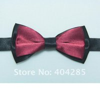 Wholesale Necktie For Baby Boy - Wholesale- ties for baby boy bow tie butterfly bowtie party gravata cravate cheap necktie