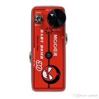 stage bomb - MOOER Baby Bomb W Digital Micro Power AMP Post Stage Overdrive Effect Guitar Pedal