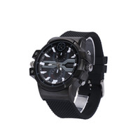 Wholesale Hd Spy Watches - Full HD 1080P 16GB 2K Watch Spy Camera Waterproof Wrist Watch Hiddem Camera Wristwatch Motion Detection video recorder Security Camcorder