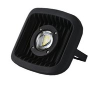 Wholesale Cob Led Lens - Glass Lens bridgelux LED High power COB Flood Light 30W water proof spot lamp AC85-265V high PF Landscape lighting MYY