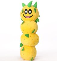 """Wholesale Mario Bros Wiggler Toy - New Super Mario Bros Wiggler Pokey Caterpillar Plush Doll Baby Toy Animal Cartoon Gift for Kids 9"""" Anime Brinquedos with Tag"""