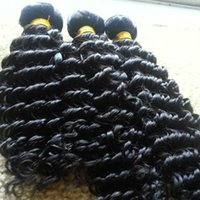 Wholesale Chinese Factory Extension - 8A Quality Factory suppier 3 bundle of Indian Hair brazilian hair Deep Wave body Curly Weave Human Hair Extensions
