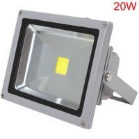angle du faisceau lumineux achat en gros de-220V 20W 1800-2000LM 130 degrés de faisceau blanc / lumière blanche chaude radiateur de convection de projecteur de lumière blanche LED LEG_838