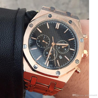 Wholesale Men Watch Royal - Free shipping Men Watches Winner Royal Black Rose Gold Watch Top Luxury Brand Relogio Male Skeleton Stainless steel Mechanical Watch