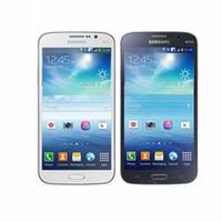 Wholesale 8g Ram - Original Unlocked Samsung Galaxy Mega 5.8 I9152 8G ROM 1.5G RAM Dual Sim mobile phone Refurbished
