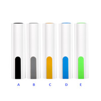 Wholesale mp3 battery charger - Colorful 18650 Battery Charger Portable Mobile Power Bank Case Box for iPhone fit 18650 battery for Samsung for MP3