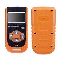 codes leser großhandel-VS550 Auto OBD II OBD2 OBDII ODB Diagnose Codeleser Scanner Scan werkzeug VS 550