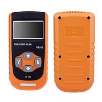 lector de escaneo al por mayor-VS550 Automotriz OBD II OBD2 OBDII ODB Lector de Código de Diagnóstico Escáner herramienta de Escaneo VS 550