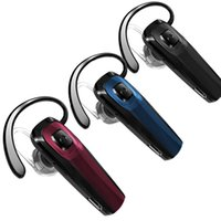 Wholesale earphone headset mini bluetooth dual stereo resale online - M26 Bluetooth Headset V4 with Noise Cancelling Mic bluetooth earphones dual audio encoding sports stereo mini wireless headset