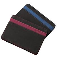 koreanische stil brieftasche großhandel-Joemel Korean Style Neue Persönlichkeit Magic Spell Magic Wallet Magische Männer Mini Card Pack Wallet