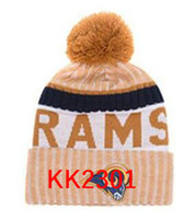 e69a891e6c8 Wholesale bamboo cowboy hats - New Fashion Unisex Rams Winter Hats for Men  women Knitted Beanie