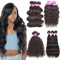 Where to find best weave hair extension hairstyle online best amazing malaysian hair bundles mix hairstyle body wave straight deep kink curly hair extensions remy human hair weave wholesale cheap items in bulk pmusecretfo Images
