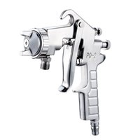 Wholesale China PQ pneumatic mm puzzle size spray gun under the pot of pneumatic tools household spray paint spray gun