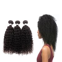 "Wholesale Low Priced Virgin Indian Hair - angle Free 7A Grade Human Hair Brazilian Virgin Hair Pure Color Factory Lowest Price 100g(+ -5g) piece 8""-28"" Kinky Curly 4pcs"