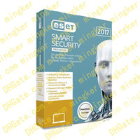 ESET Smart Security 2017 clé Code d'activation V10.0 V9.0 V8.0 1 an 3 appareils 3PC 100% plein de travail de soutien Multilanguage
