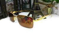 gözler sol vintage masculino toptan satış-Kadınlar Için Marka Tasarımcısı Vintage Büyük Çerçeve Güneş Gözlükleri Erkekler Leopar Gözlük Kutusu ile Kadın Güneş Gözlüğü gafas óculos de sol masculino