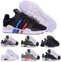 Wholesale Adv Boots - 2017 EQT Support ADV Running Shoes Men Women Man Woman Sport Eqt 93 17 Shoe Green Tennis Training Streetwear 3M Boots Authentic Sneakers