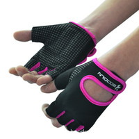 Wholesale Dumbbells Hands - Free Shipping High Quality Fitness Mat Weightlifting Hand Gloves Fashion Wrist Dumbbell Training Sport Cycling Gym Men And Women