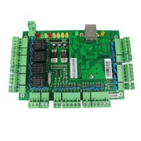 Wholesale Wiegand Door Access Control - Wholesale- Generic Wiegand TCP IP Network Entry Access Control Board Panel Controller for 4 Door 4 Reader F1648G