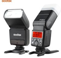 Godox Thinklite TT350C Mini 2.4G Wireless TTL Camera Flash Master Slave Speedlite 1 / 8000s HSS