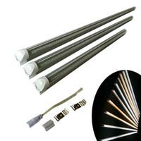 Wholesale 6ft v shape cooler door light for sale - Group buy 3000K K K LED Tube Lights ft ft ft ft V Shape Integrated LED Tubes ft Cooler Door Freezer LED Lighting