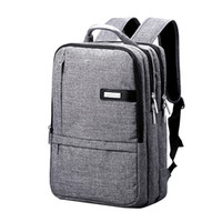 Men cashmere dress - Hot Fashion Brand Black Oxford Business Women Bagpack Pone Pocket Notebook Computer Backpacks Travel School Backbag Mochila