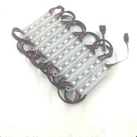 Wholesale Led Sign Boards - 500pcs waterproof IP65 5leds 5050 SMD DC 12v LED MODULES for Sign Board Red Blue Green Yellow Warm Cool white