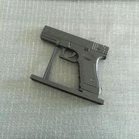 Large Metal Pistol Gloucester 18 PKK DE Revolver Lighter Simulation Model Lighter Metal Revolver Type Gun Lighter