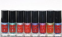 Wholesale Manicure Brand - Manicure imported high-end laser nail polish nail polish color rainbow green gradient wholesale brand