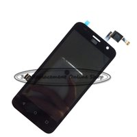 Wholesale Lte Cheap Mobiles - Cheap Mobile Phone LCDs For ZTE Z812 Maven LTE LCD Display + Touch Screen Digitizer assembly Smartphone Free shipping