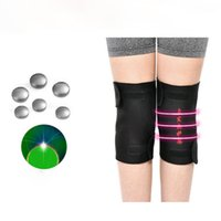 Wholesale wholesale magnetic therapy - Tourmaline Self Heating Kneepads Magnetic Therapy Knee Support Heating Belt Knee Massage Relieve Knee Pain Massager