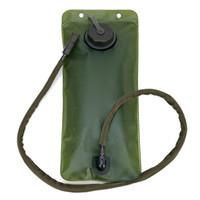 sırt çantası döngüsü toptan satış-2.5L Açık Hidrasyon Paketi Su Çanta Bisiklet Su TPU Bisiklet Ağız Sport Mesane Kamp Yürüyüş Sırt