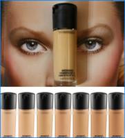 ingrosso il miglior liquido compone-Makeup Foundation STUDIO FIX FLUID SPF 15 Make Up Liquid 30ML Miglior Foundation Ever 18 Tipi bea460 DHL
