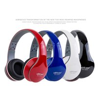 Wholesale Stud Headbands - New Brand Version Top Quality Wireless Headphone profession Noise cancelling Headset Earphone with seal box Sol2 3 Stud io Wireless Pro