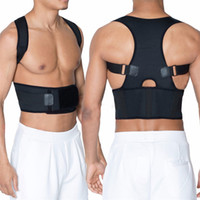 Wholesale Breathable posture back brace spinal brace vest to correct posture Power magnetic posture support