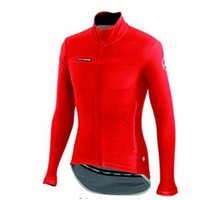 Wholesale Bicycle Wear Castelli - 2017 New Castelli Ciclismo Cycling Clothing Winter Thermal Fleece Racing Bike Maillot Cycling Jersey Bicycle Wear Clothes