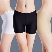 Wholesale New female seamless legging safety pants shorts casual women s summer pants briefs panties colors