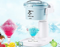 Wholesale Shaved Ice Machines - 2L electricsnow ice shaver shaved ice machine snow cone 220V 13-22W 304 stainless steel knife C001