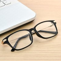 Wholesale Nearsight Glasses - Wholesale- Quality Finished Nearsight Myopia glasses Metal + PC Eyeglasses Frames Degree lLens sighted glasses -1 -1.5 -2 -2.5 -3 -3.5 -4