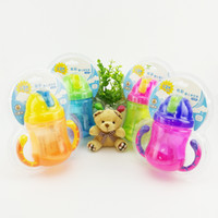 MinBoutique M17055 Baby Drink Cups con un Straw Handle Cups
