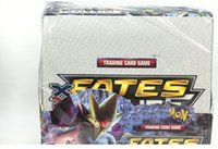 Wholesale Ace Games - DHL-Poke Trading Cards Games Break Through English Edition Styles Anime Pocket Monsters Cards Toys 324pcs lot ace-6