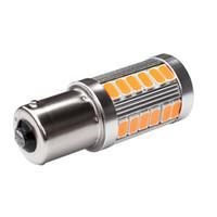 Wholesale Led Orange Turn Light - 2pcs 1156 BAU15S PY21W 150 Degree 33 SMD 5630 1056 Orange Red CAR LED Parking Lamp Brake Turn Signal Light DC 12V 33-SMD 5730
